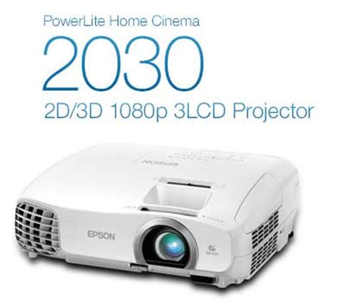 epson home cinema 2030 1080p hdmi 3lcd real