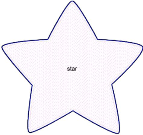 traceable star pattern choice image diagram writing