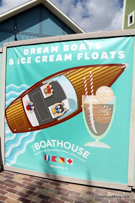 boat house sign what s new around walt disney world march 3 2015 the disney food blog