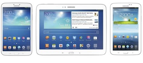 samsung s galaxy tab 3 tablets now available play store