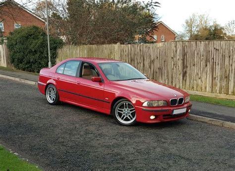 imola red   reg bmw   door saloon  sport auto