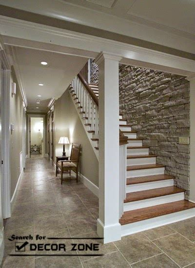 basement wall ideas top 25 staircase wall decorating ideas stair wall decoration