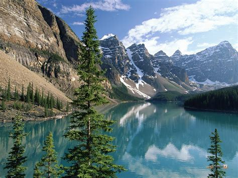 banff national park canada a travel trip journey moraine lake banff national park