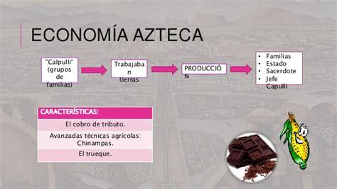 imagenes economia azteca el imperio azteca