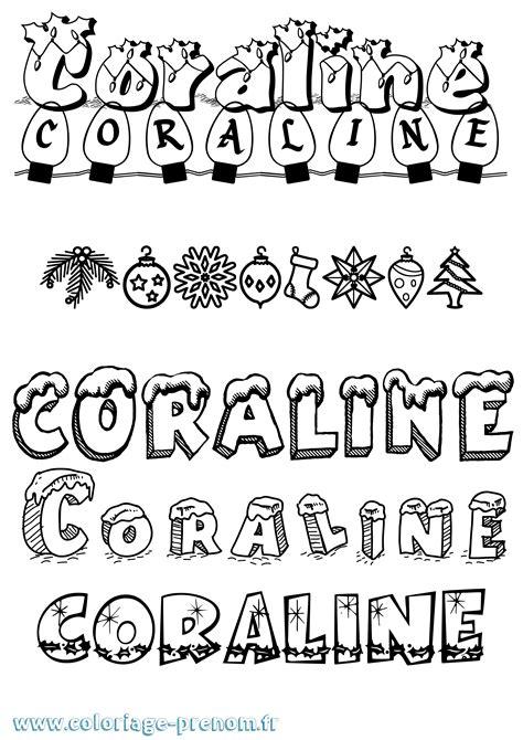 Coraline Coloriage - OHBQ.info