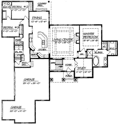 ranch style floor plans with basement floor plans for ranch homes for 130000 floor plan of