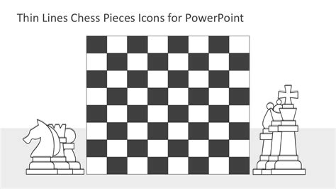 chess set powerpoint template slidemodel