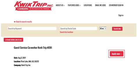 Kwik Trip Gift Card Online - kwik trip application kwik trip job application apply online 28 kwik shop