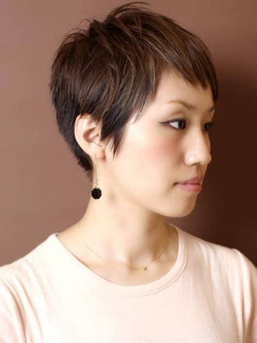 haircut style and more essen フレンチベリーショート ショート ビューティーboxヘアカタログ