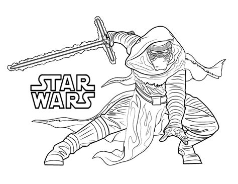 coloring pages star wars jedi 50 top star wars coloring pages online free