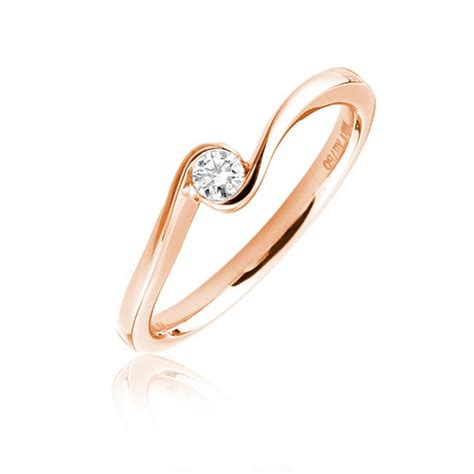 infinity twist micropav wedding ring twisted ring