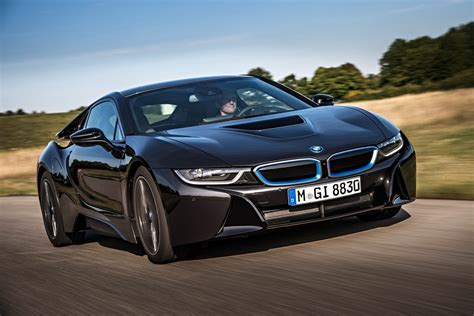 hybrid sports cars bmw i8 plug in hybrid sports car autotribute