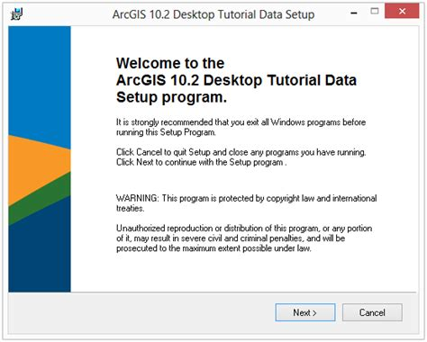 tutorial arcgis desktop 10 arcgis desktop tutorial data setup developersdome