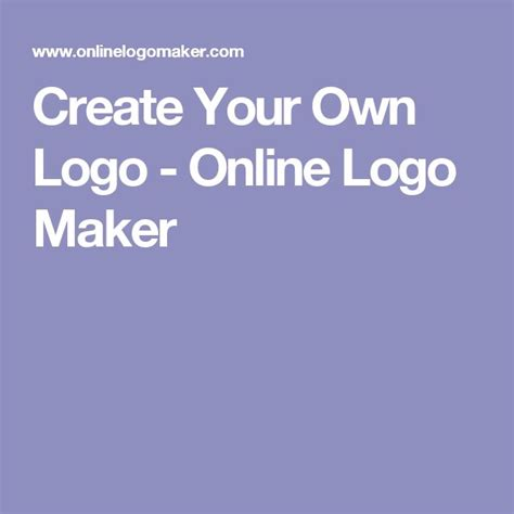 build your online 17 best ideas about logo maker on pinterest font logo