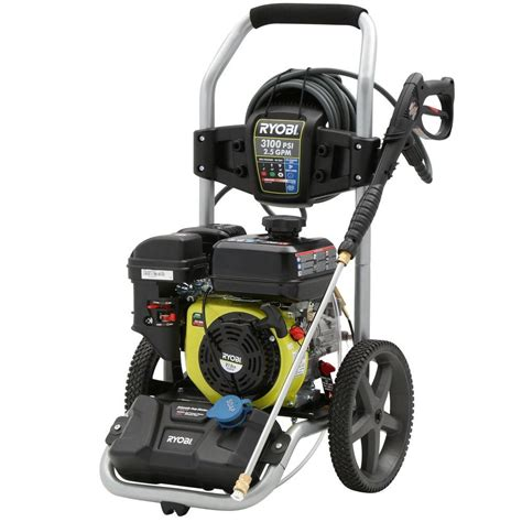 ryobi 3 100 psi 2 5 gpm 212cc gas pressure washer with