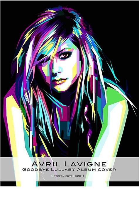Avril Lavigne And Pink Dont Like by Colors Avril Lavigne And I Wish On