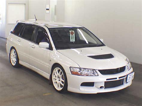 mitsubishi evo wagon 2005 mitsubishi evo 9 wagon 6 speed