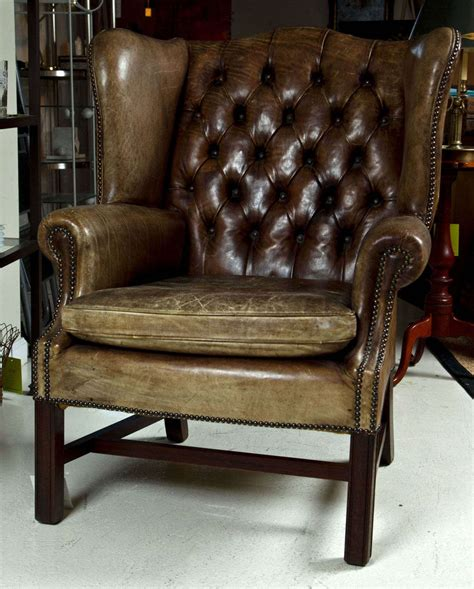 wingback chair and ottoman leather wingback chair 100 used office furniture chairs