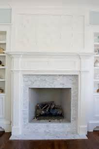 fireplace marble tile the granite gurus carrara marble fireplace hearths
