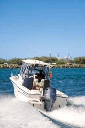 grady white boats net worth grady white seafarer 226 review trade boats australia