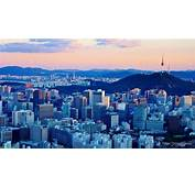 Afternoon At Seoul South Korea Wallpaper Images Widescreen