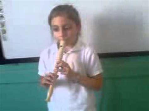 ''coro liberta' '' tema di mozart col flauto dolce maggio
