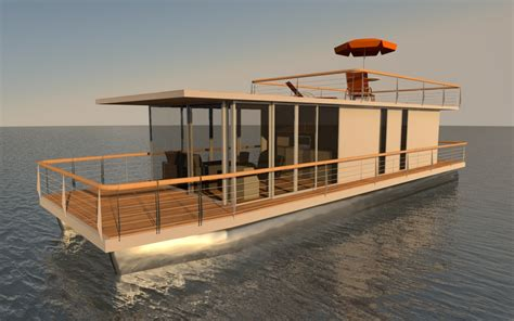 house boat model houseboat independent 15m houseboat kadłuby aluminiowe