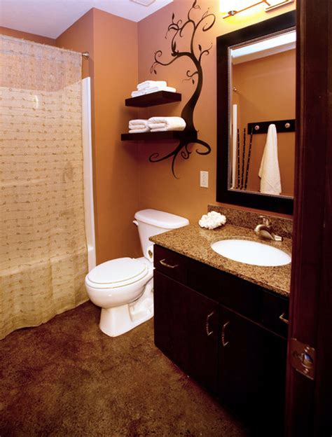 downtown condo 2 traditional bathroom wichita by