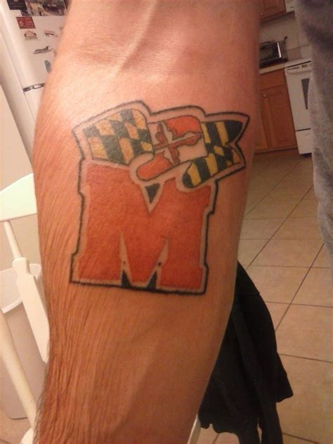 md tattoo 25 best ideas about maryland on