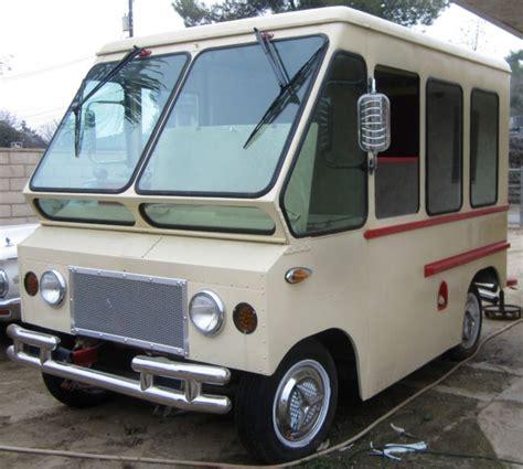 jeep van truck classic 1965 jeep kaiser fleetvan restored ice cream truck