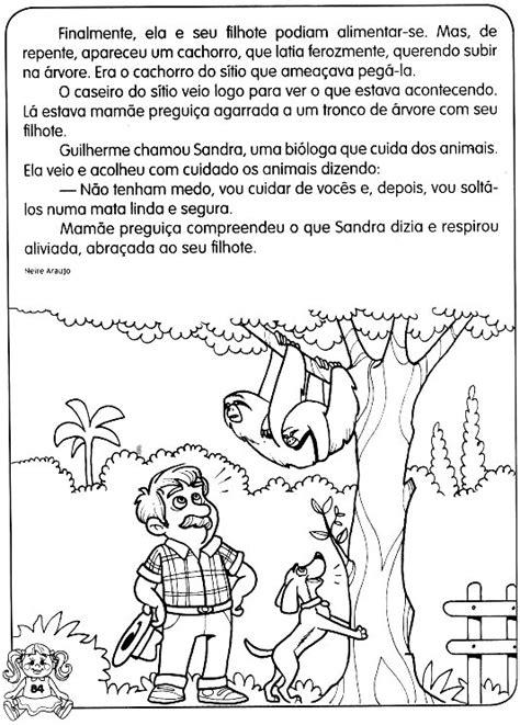 Atividades e música - Bicho Preguiça   Pra Gente Miúda