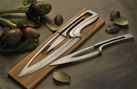 Nesting Kitchen Knives Deglon Meeting Knife Set By Schmallenbach
