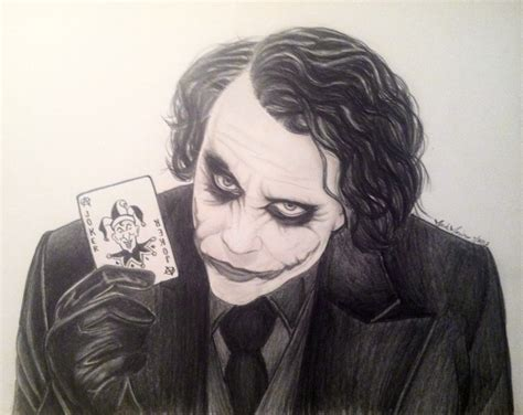 Drawing Joker by Joker Drawing Martin Pagan Drawings And Jokers