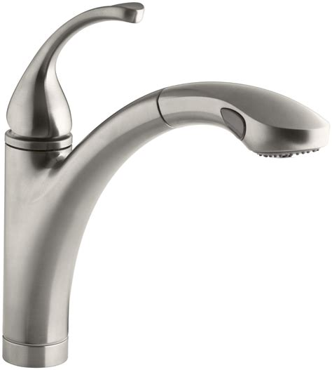 Danze Pull Down Kitchen Faucet by Kitchen Faucet Review Kohler K 10433 Vs Bkfh