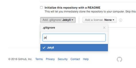 jekyll check layout how to create an open source directory on github pages