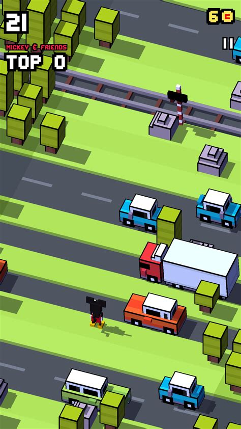 how to get ask the characters on crossy road disney crossy road for nokia xl free download games for