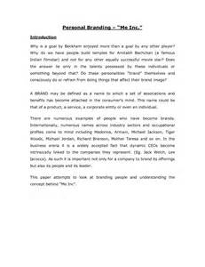 Sample Of Essay Introduction About Me Essay Introduction Example