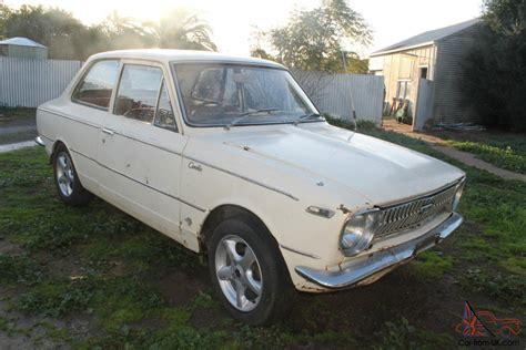 1968 Toyota Corolla 1968 Toyota Corolla Barn Find Great Mazda Rotary Project