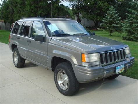 automotive air conditioning repair 1998 jeep grand cherokee lane departure warning buy used 1998 jeep grand cherokee limited sport utility 4 door 5 2l in north royalton ohio