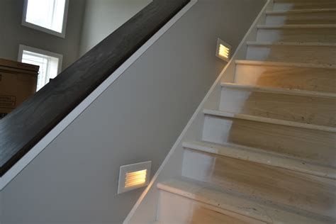 Stair Lighting Fixtures De Jong House Lighting Lvt And Loving Our Tile