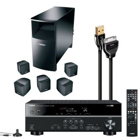 bose 174 acoustimass 174 series 6 iii 5 1 home theatre system