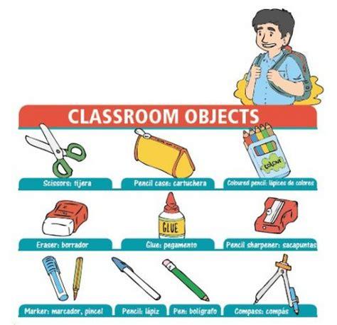 imagenes escolares ingles utiles escolares en ingles con nombres imagui