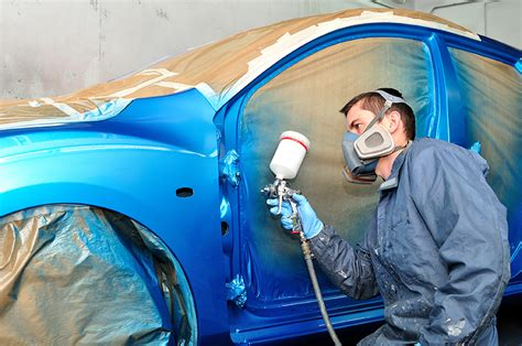 how to body work and paint a car part 1 auto paint job services in sussex merton auto body