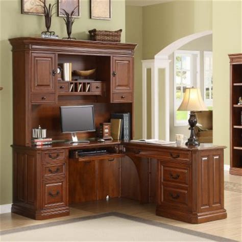 Check Out Whalen Augusta L Shaped Desk With Optional Hutch Cheap L Shaped Desk With Hutch