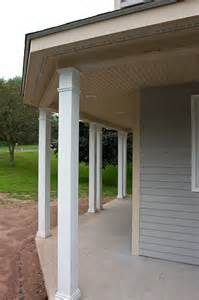 Deck Columns Porch Columns Carpentry Contractor Talk