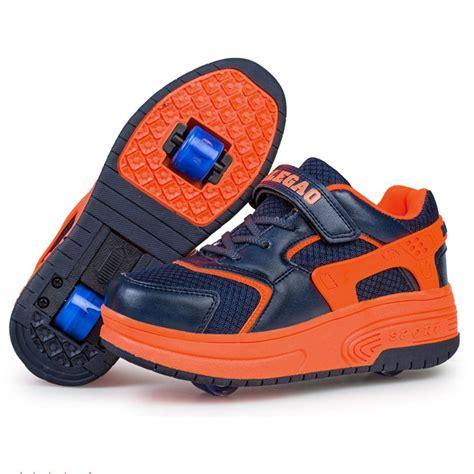 chaussures heelys bordeaux