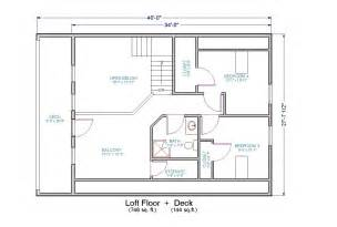 free home plans floor plans for loft homes