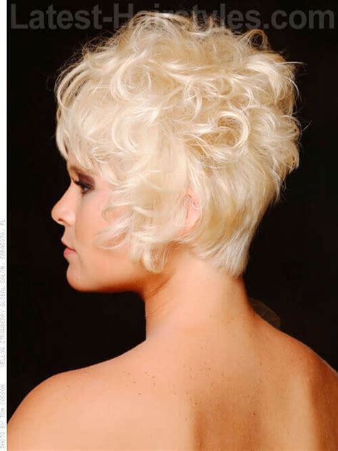 short curly style latest short blonde haircuts short haircut models short blonde hair ideas 20 fun spunky short blonde