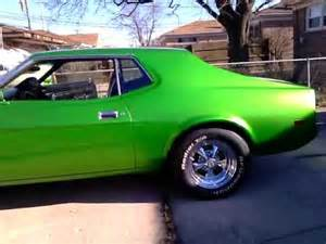 Green For Sale Mustang 1972 Custom Green For Sale