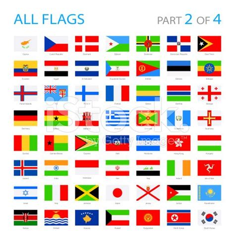 all flags word the biggest database of flags on the web all world flags illustration royalty free stock vector